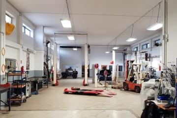 Werkstatt mit LED 1-2018