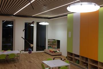 Kinderkrippe St Nikolai mit LightWay LED Produkten von EcoCan (2)