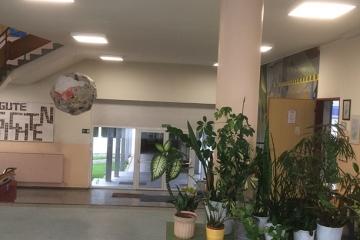 NMS Gratkorn mit LightWay LED Produkten von EcoCan (2)