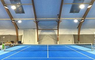 Tennishalle Bruck
