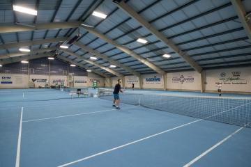 Tennishalle Bruck mit LEDBooster von EcoCan (10)