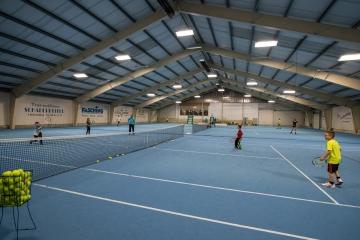 Tennishalle Bruck mit LEDBooster von EcoCan (11)