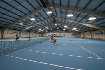 Tennishalle Bruck mit LEDBooster von EcoCan (12)