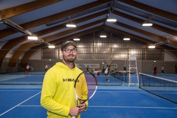 Tennishalle Bruck mit LEDBooster von EcoCan (14)