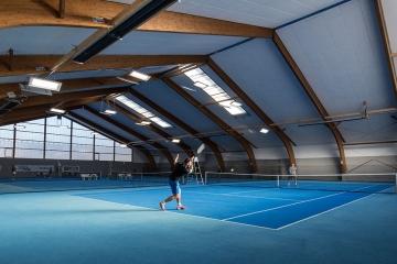 Tennishalle Bruck mit LEDBooster von EcoCan (7)