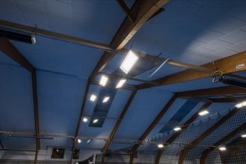 Tennishalle Bruck mit LEDBooster von EcoCan (9)