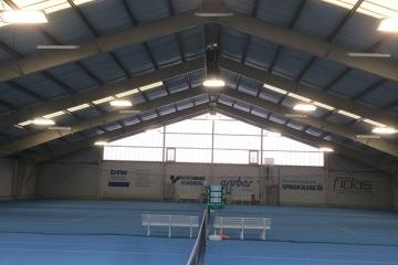 Tennishalle Kindberg mit LEDBooster von EcoCan (3)