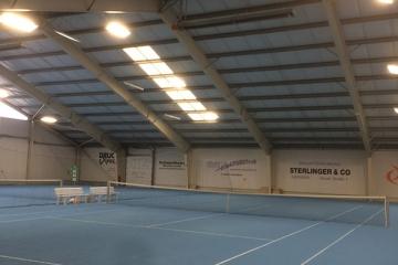 Tennishalle Kindberg mit LEDBooster von EcoCan (4)