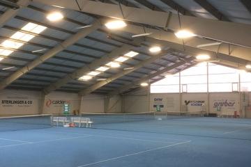 Tennishalle Kindberg mit LEDBooster von EcoCan (5)